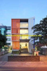 Perusahaan Kontraktor Aluminium, Kontraktor Kaca dan Kontraktor Composite Panel di Jakarta