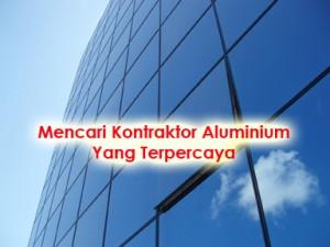 kontraktor aluminium