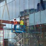 Jasa Pemasangan Kaca Gedung Aluminium Curtain dan ACP