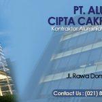 Kontraktor Aluminium Kaca dan ACP di Jakarta Khusus Gedung dan Apartemen