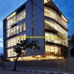 Jasa Pasang Composite Panel Oleh Kontraktor Aluminium Kaca