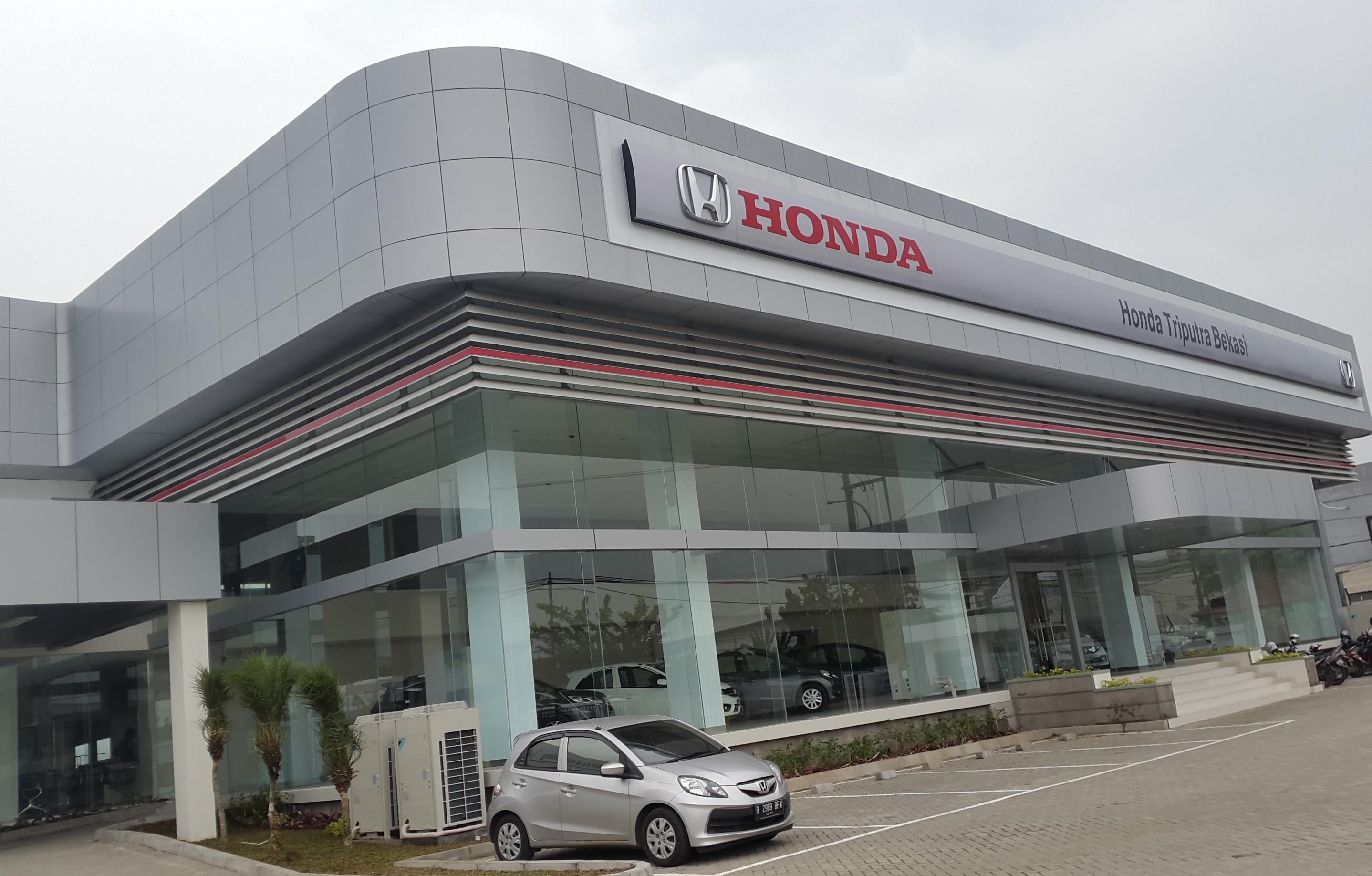 Gedung Honda